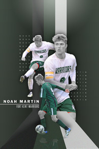Noah Martin's Men's Soccer Recruiting Profile