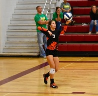 Jaedy Commins's Women's Volleyball Recruiting Profile