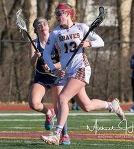 Meg Baxter's Women's Lacrosse Recruiting Profile