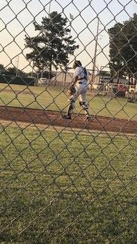 Daniel Espinoza's Baseball Recruiting Profile