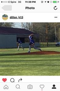 Dillon Hendrick's Baseball Recruiting Profile