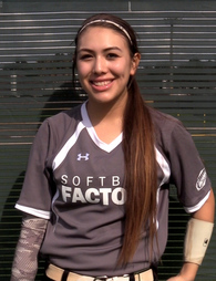 "Virginia ""Gina"" Andrade's Softball Recruiting Profile"