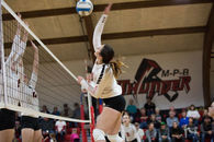 Alexis Vandeberghe's Women's Volleyball Recruiting Profile