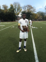 Souleyman Moussa's Men's Soccer Recruiting Profile