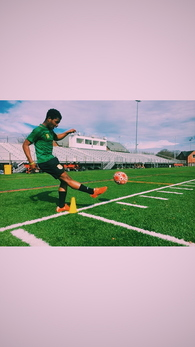 Fernand Tagne Koungue's Men's Soccer Recruiting Profile