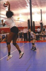 Deja Parker's Women's Volleyball Recruiting Profile