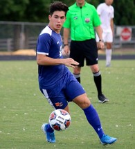 Andres Marcos's Men's Soccer Recruiting Profile