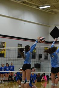 Gracie Dolan's Women's Volleyball Recruiting Profile