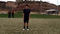 Giovani Charqueño's Men's Soccer Recruiting Profile
