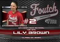 Lily Brown's Softball Recruiting Profile