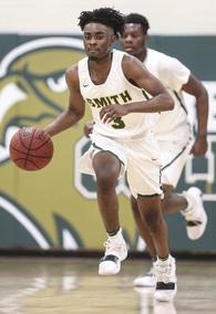 Khalid Hinds's Men's Basketball Recruiting Profile
