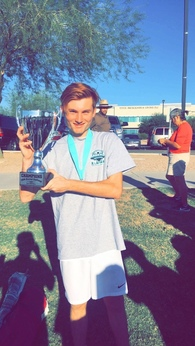Chase Arlak's Men's Soccer Recruiting Profile