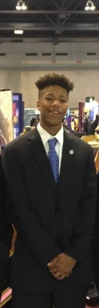 Terence Members jr's Men's Basketball Recruiting Profile