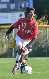 Sumanth Ganjikunta's Men's Soccer Recruiting Profile