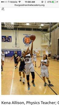 Ymani Davis's Women's Basketball Recruiting Profile