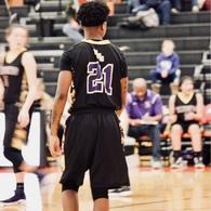 Nashya Donnelly-Johnson's Women's Basketball Recruiting Profile