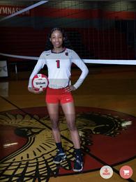 Aaliyha Sanders's Women's Volleyball Recruiting Profile
