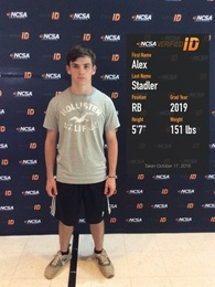 Alex Stadler's Football Recruiting Profile
