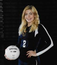 Jade Frakes's Women's Volleyball Recruiting Profile