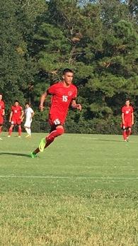 Adrian Renteria's Men's Soccer Recruiting Profile