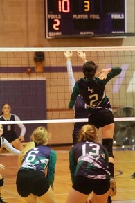 Maryann Jefferson's Women's Volleyball Recruiting Profile