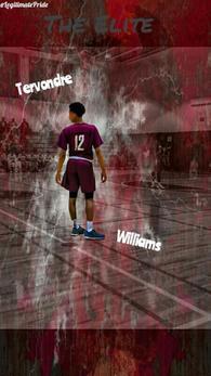 Tervondre Williams's Men's Basketball Recruiting Profile