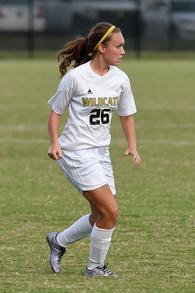 Isabelle Blazey's Women's Soccer Recruiting Profile