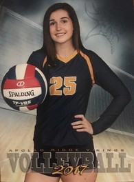 Marah Williams's Women's Volleyball Recruiting Profile