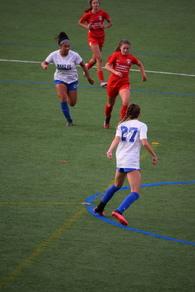 Kylie Overstreet's Women's Soccer Recruiting Profile