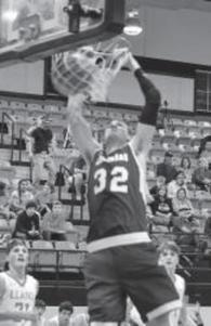 Daniel Hurst's Men's Basketball Recruiting Profile