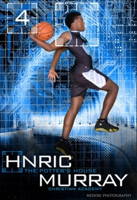 Hnric Murray jr.'s Men's Basketball Recruiting Profile