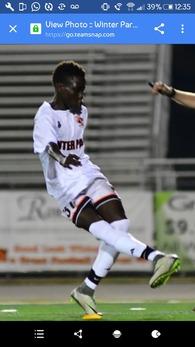 Khadim Thiam's Men's Soccer Recruiting Profile