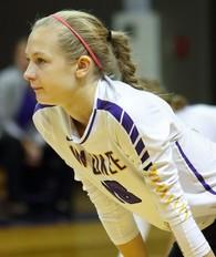 Haley Bush's Women's Volleyball Recruiting Profile