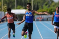 Suresh Black's Men's Track Recruiting Profile