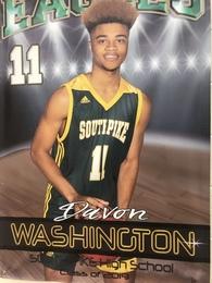 Davon Washington's Men's Basketball Recruiting Profile