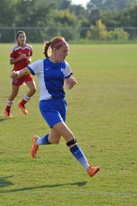 Sarah Lycans's Women's Soccer Recruiting Profile