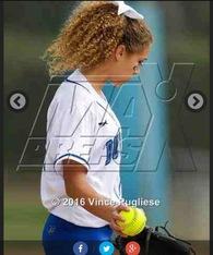 Alexandra (Allie) Benson's Softball Recruiting Profile
