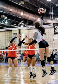Kacey DEECHER's Women's Volleyball Recruiting Profile