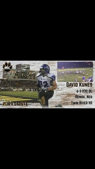 David Kunes's Football Recruiting Profile