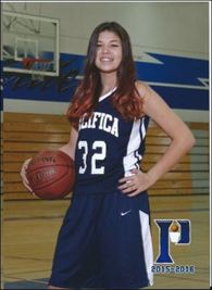 Isabella Robles's Women's Basketball Recruiting Profile