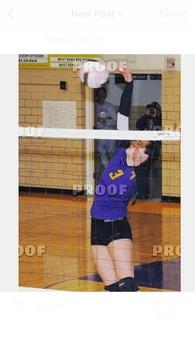 Callie Clark's Women's Volleyball Recruiting Profile