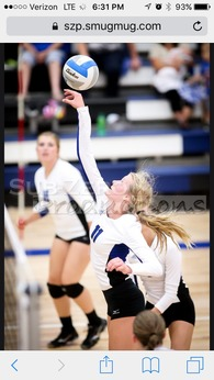 Kinsey Allen's Women's Volleyball Recruiting Profile