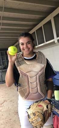 Shianna Woods's Softball Recruiting Profile