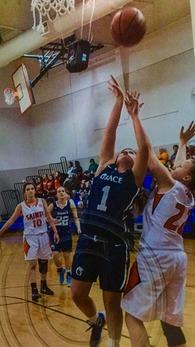 Mallie Andrews's Women's Basketball Recruiting Profile