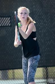 Callie Billman's Women's Tennis Recruiting Profile