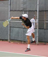 Robert Woody's Men's Tennis Recruiting Profile
