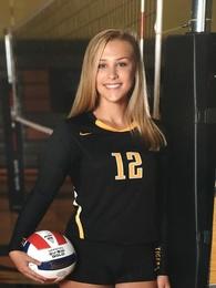 Claudia Huston's Women's Volleyball Recruiting Profile