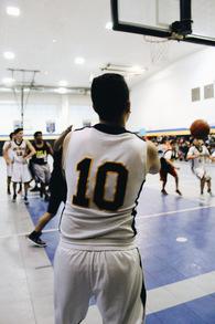 Mario Reyes's Men's Basketball Recruiting Profile