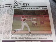 Trevor Frerk's Baseball Recruiting Profile