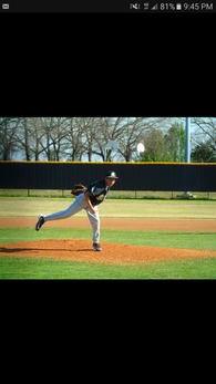 Tyler Rainwater's Baseball Recruiting Profile